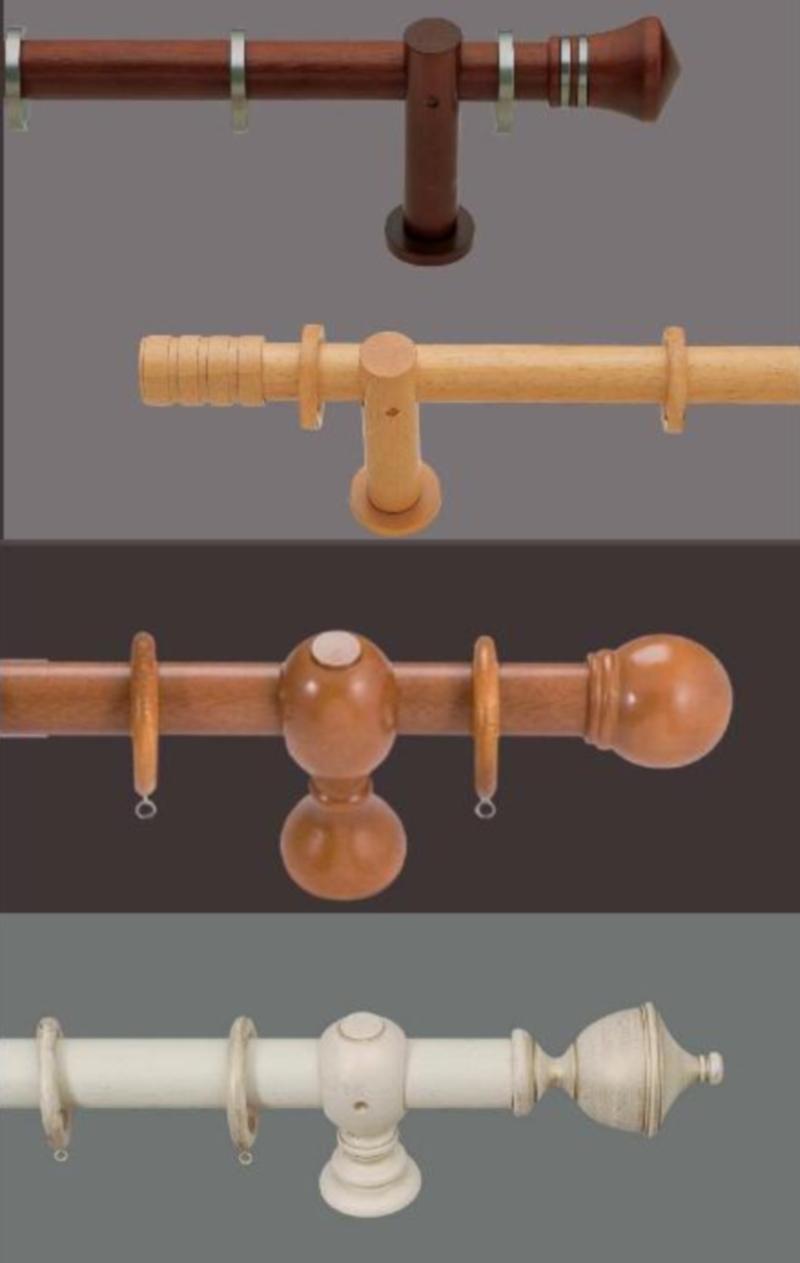 galerii lemn